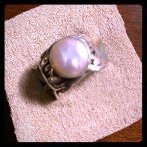 Silpada Jewelry - Silpada Mermaid ring.